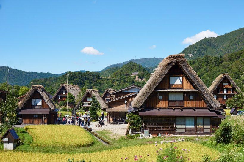 Top of Akayama Japan – 01