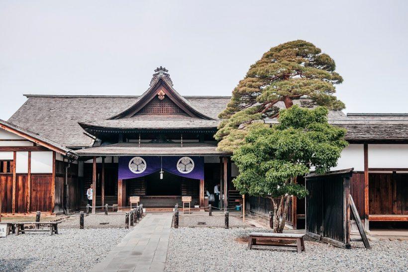 Top of Akayama Japan – 02