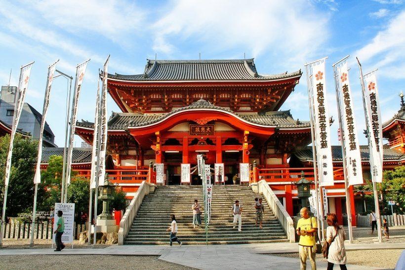 Top of Akayama Japan – 07